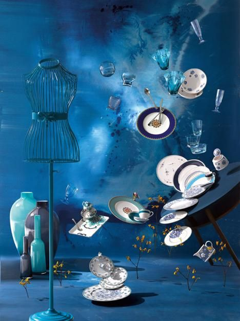 Modern Tableware Sets Showing Latest Trends and Stylish Colors & Modern Tableware Sets Showing Latest Trends and Stylish Colors ...