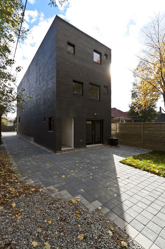 Charcoal House | rzlbd | Toronto