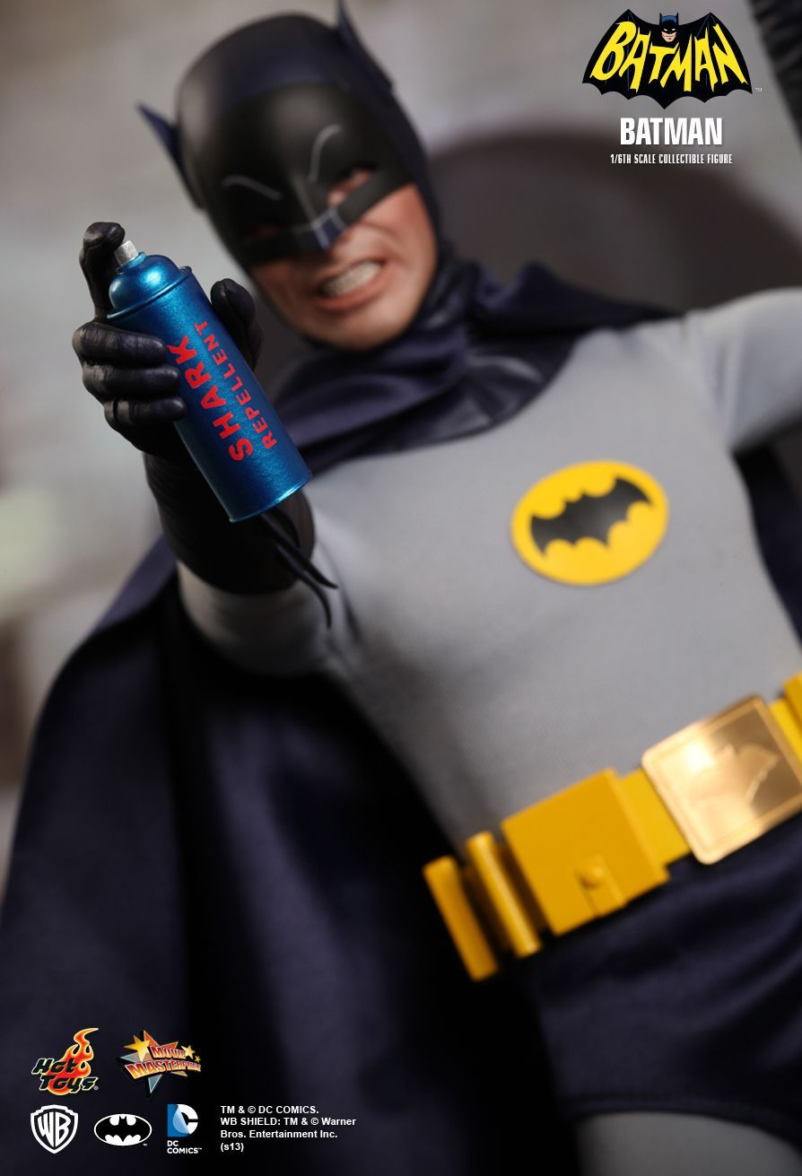 Image result for batman shark repellent