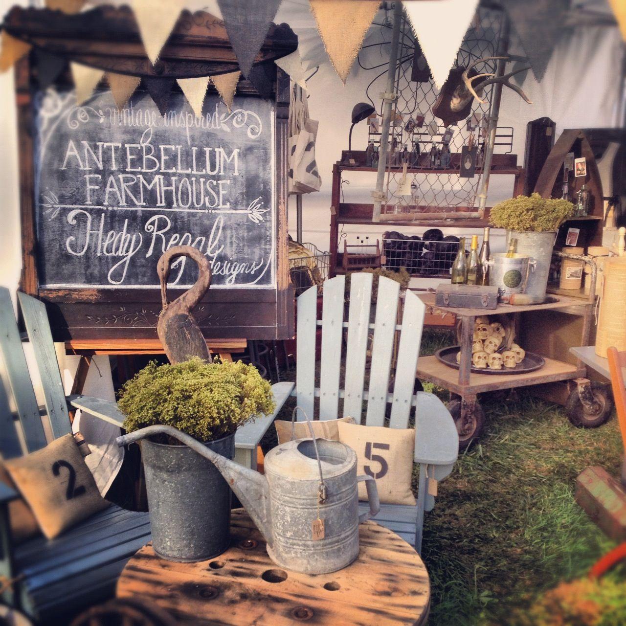 Country Living Fair, Columbus, Ohio 2012: Antebellum