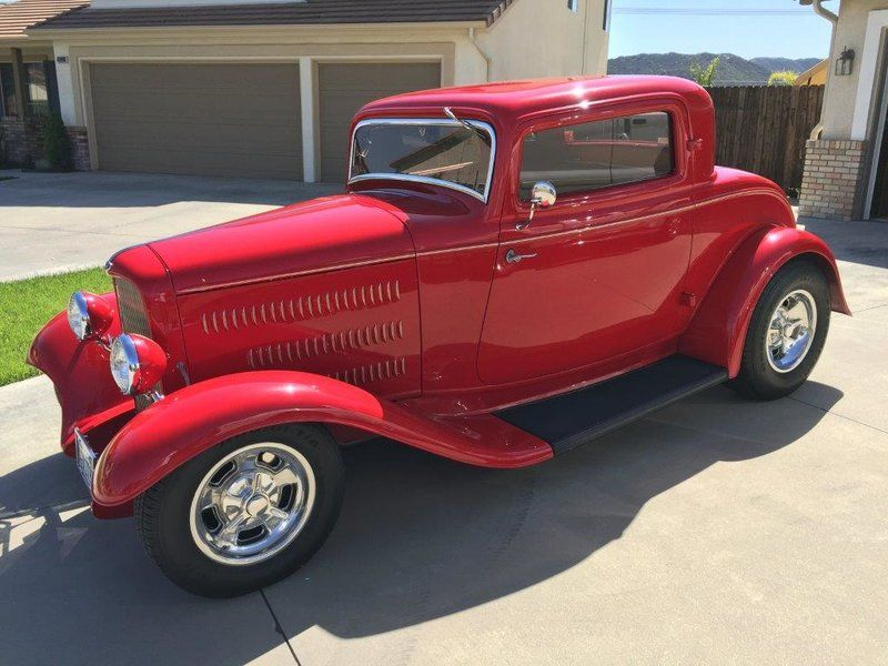 1932 Ford All Steel 3 Window for sale - Orange, CA | OldCarOnline ...