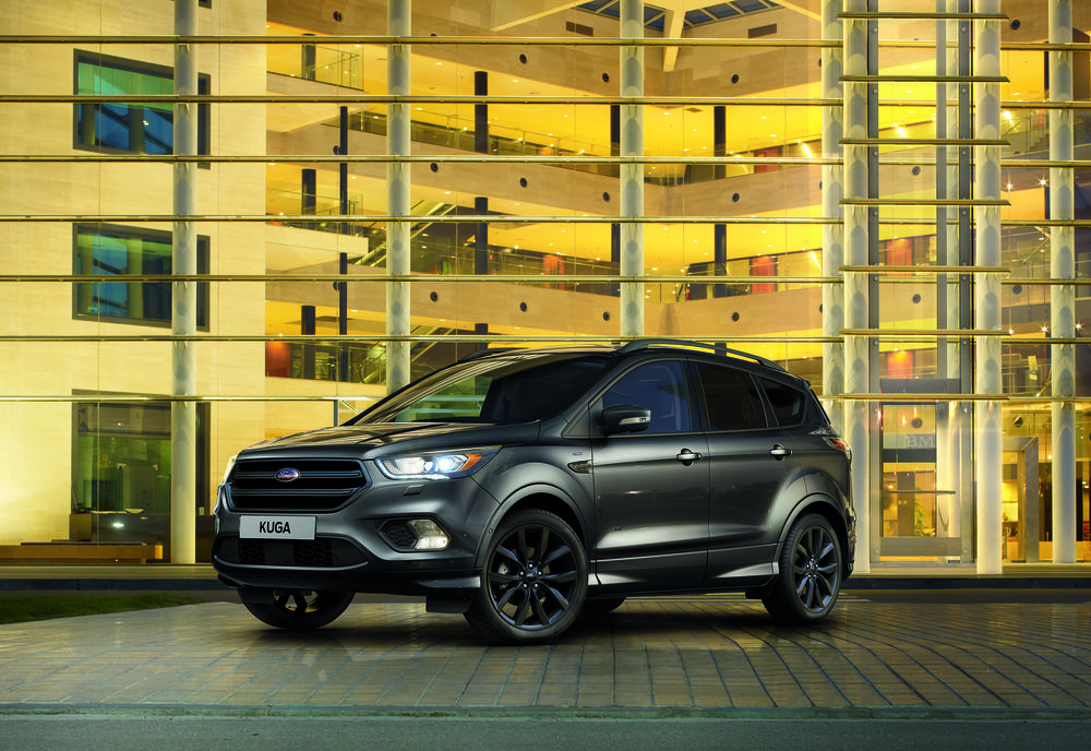 Ford Adds St Line To Kuga Suv Best Midsize Suv Ford 2019 Ford