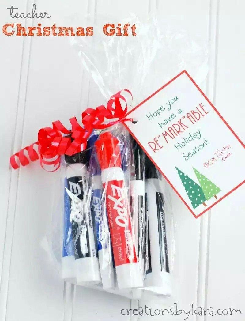 christmas present ideas for teachers