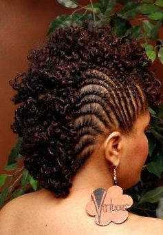 Marvelous 1000 Images About Braids On Pinterest Braided Hairstyles Black Short Hairstyles Gunalazisus