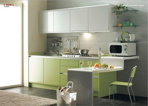 5 Great Solutions To The Dilemma Of Remodeling Your Small Kitchen Pleasing Modern Kitchen Design For Small House Review