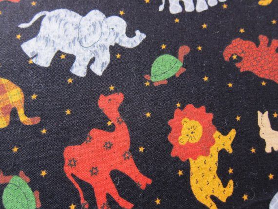 ANIMAL quilting cotton fabric http://www.etsy.com/listing/43900519/animal-quilting-cotton-fabric?ref=teams_post