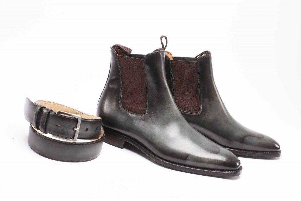 ramasser meilleur haute couture SEPTIEME LARGEUR | Uwe's Men's Fashion | Chelsea boots, Shoe ...