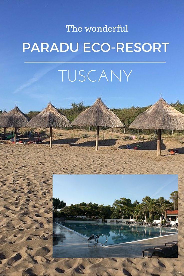 Beautiful Tuscany Beach Resort For Families