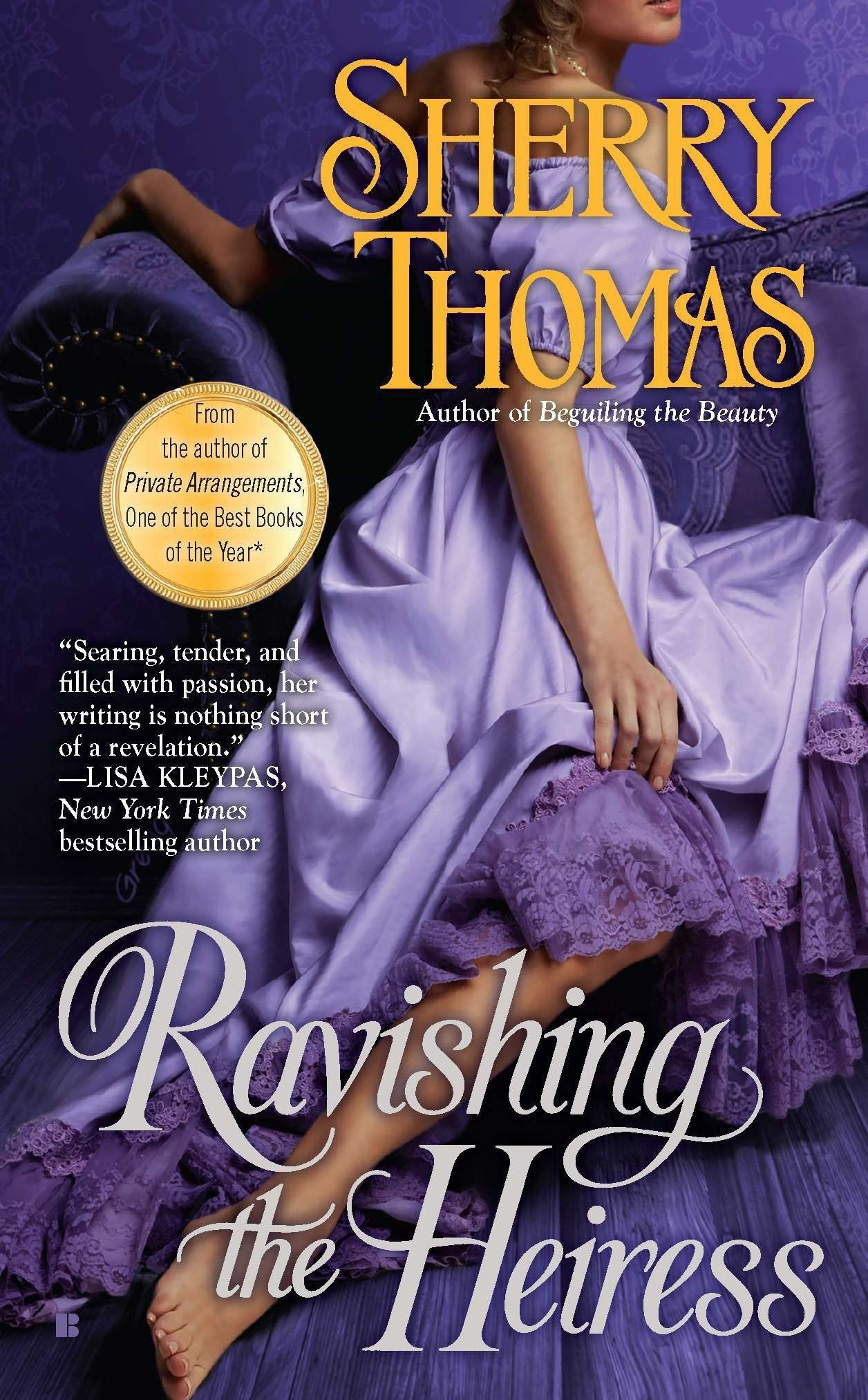 Sherry Thomas Ravishing the Heiress Summer books