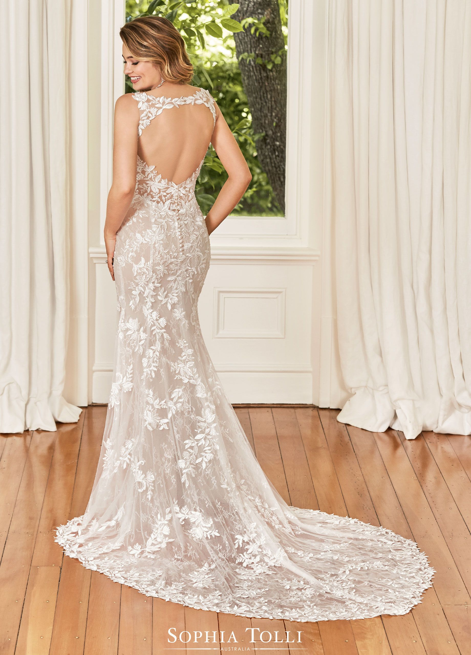 Sophia Tolli Wedding Gowns Y21978 Ariella Wedding Dresses