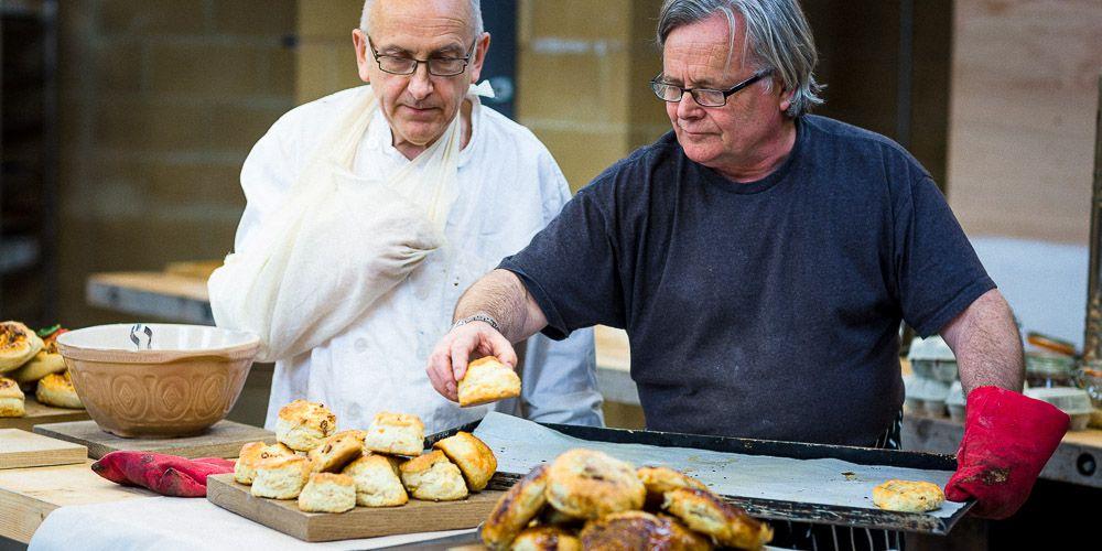 The Butter Market Bakery Fresh scones Food, Bakery, Scones