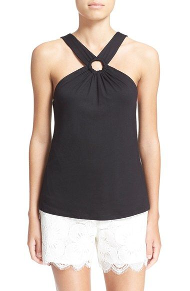 Trina Turk 'Anali' Keyhole Tank available at #Nordstrom