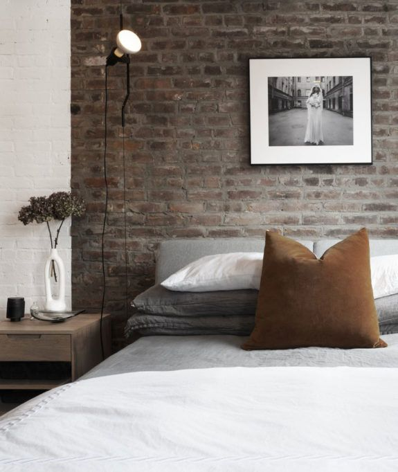 Exposed Brick Bedroom Design Sensual Bedroom Paint Colors Master Bedroom Accent Wall Bedroom Curtains Harry Corry: ++ Sfgirlbybay Blogs ++