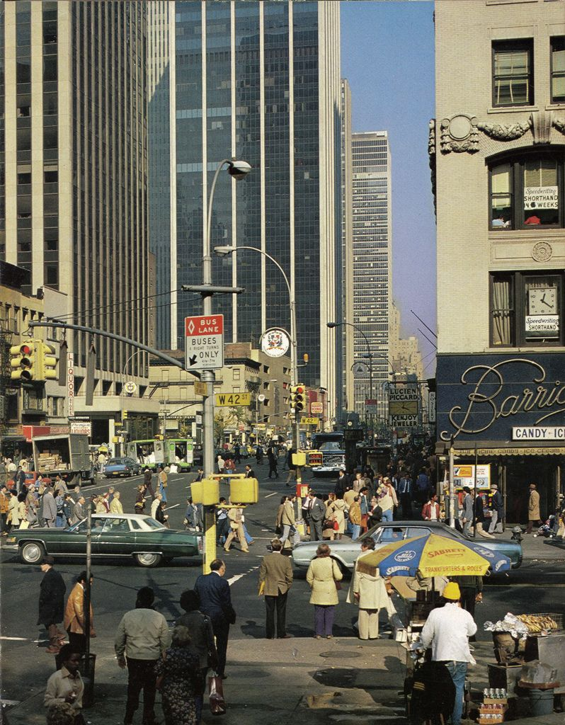 42nd and 6th, 1978.
