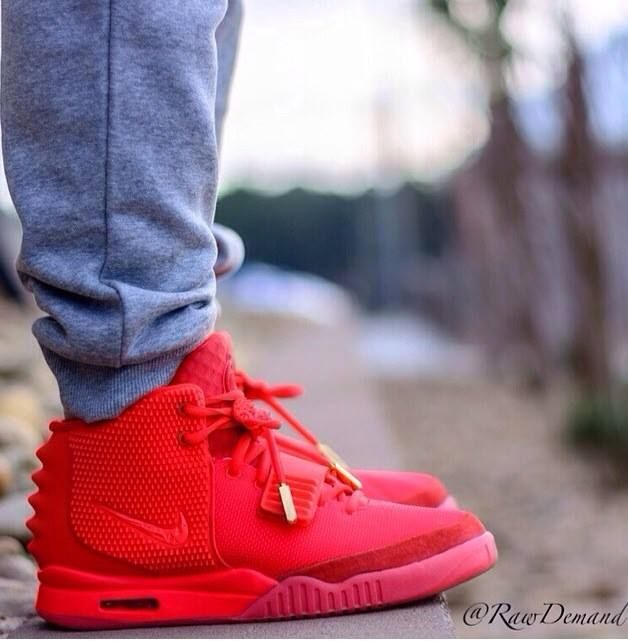db38d9a7604 air yeezy 2 RED OCTOBER