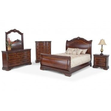 Majestic 8 Piece King Bedroom Set | new house must haves ...