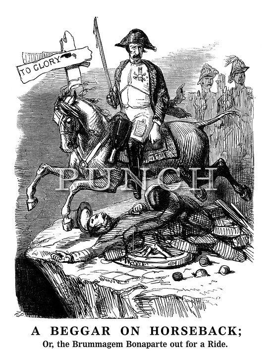 Image result for punch cartoon horseback