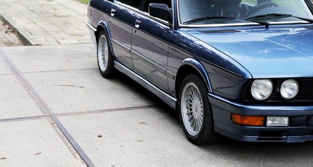1986 Bmw 5 Series M535i Bmw Bmw E28 Bmw For Sale