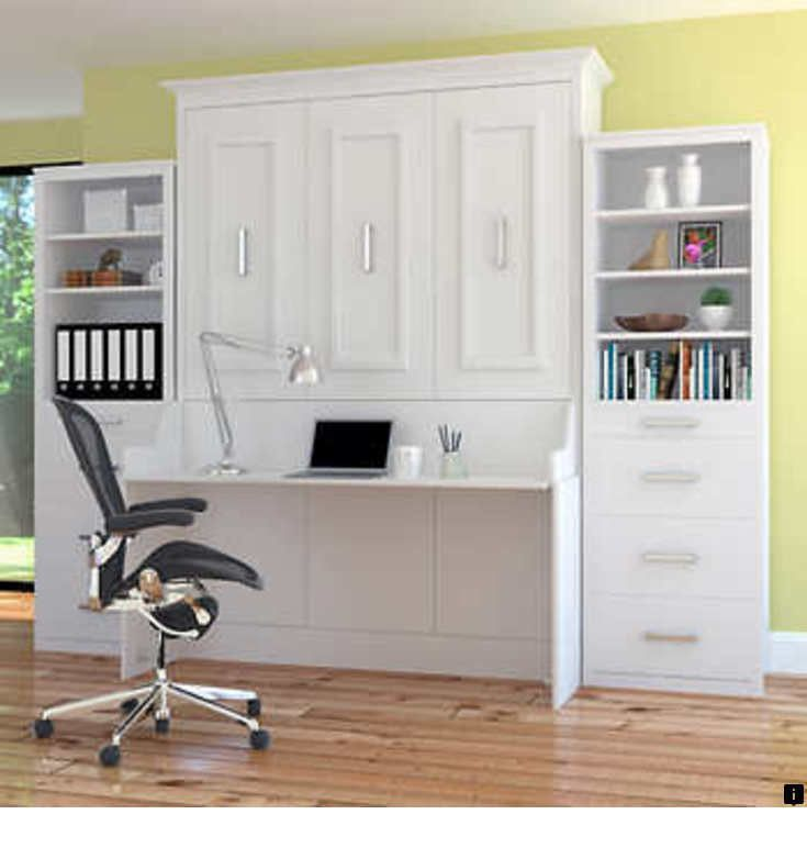 Read More About White Murphy Bed With Storage Please