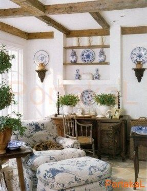 Country Living Room Tips 2020