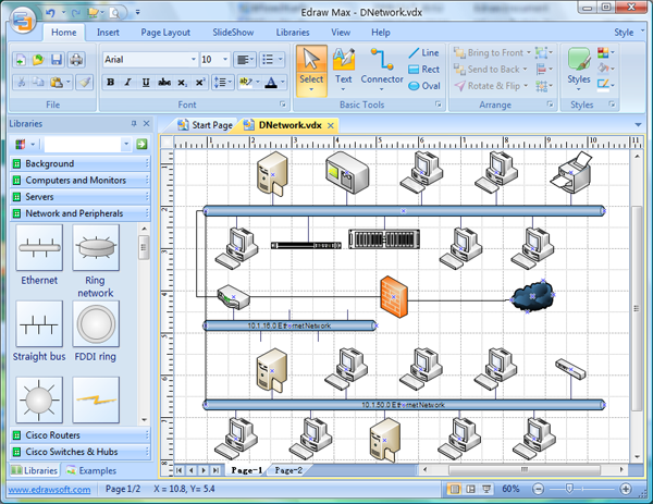 best 25 visio network diagram ideas on pinterest network diagram tool tv stand home bargains and flowchart diagram - Visio Compatible Freeware