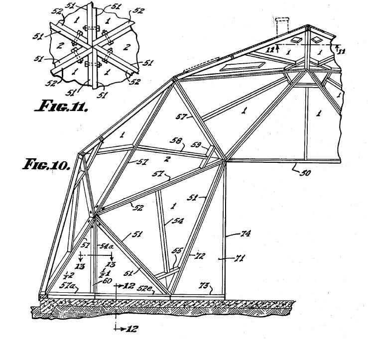 Geodesic Dome Home Plans: Overlooked Panel Dome Plans