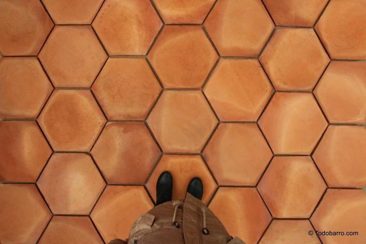 Handmade spanish terracotta tiles by todobarro walk this way - Suelos rusticos baratos ...