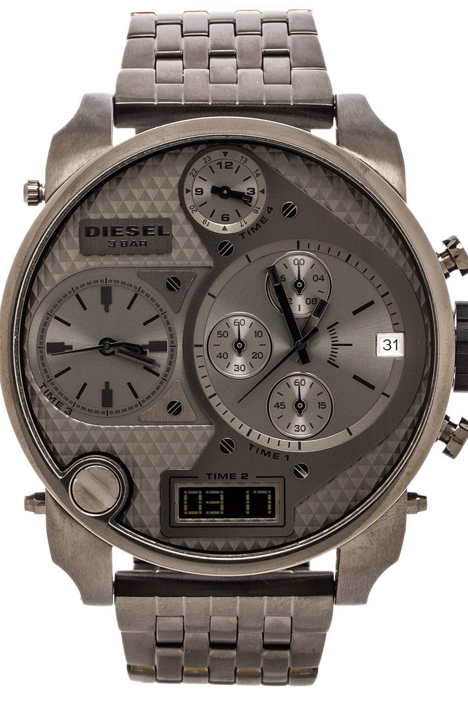 Mens watch Diesel - a stylish and fashion accessory
