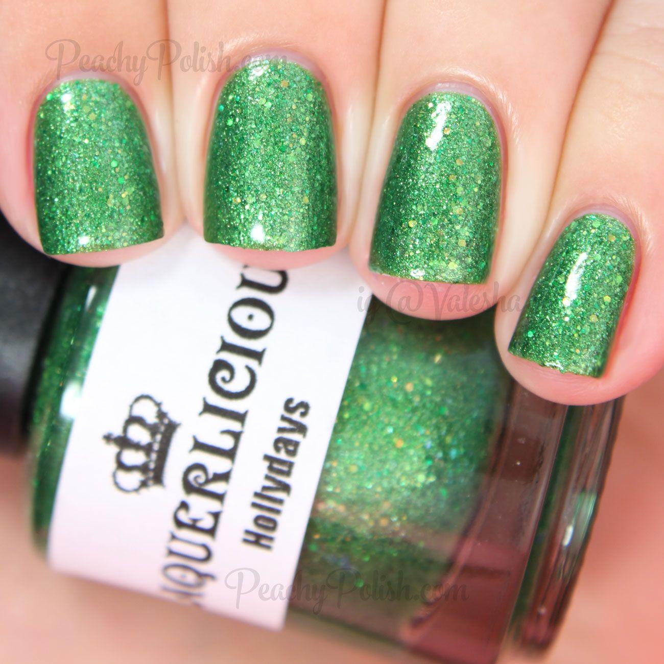 Laquerlicious Hollydays   Nails   Pinterest