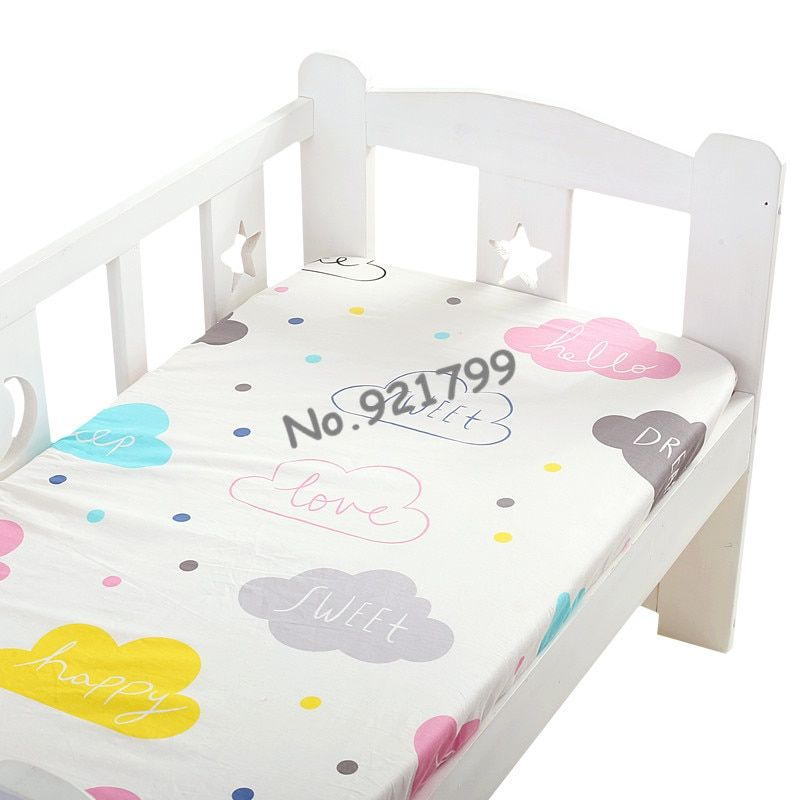 Comfortable Baby Mattress Cover Baby Fitted Sheet Print For Crib Customized Baby Crib Fitted Sheet Soft Baby Bed Sheet 1 Baby Mattress Baby Bed Mattress Covers