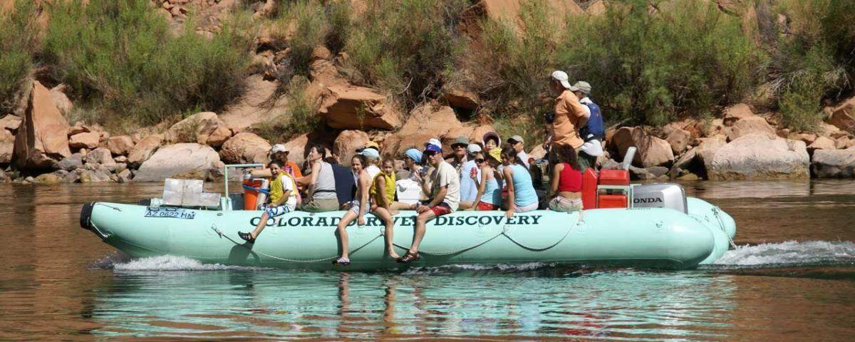 Colorado River Discovery >> Colorado River Discovery Glen Canyon Float Trip River
