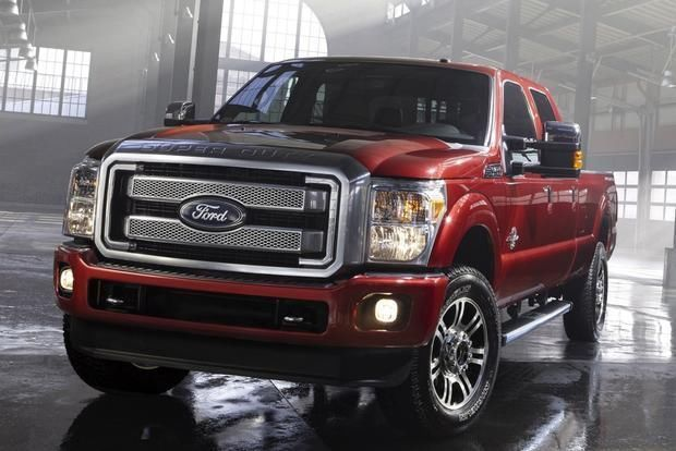 ford superduty grille grill platinum style chrome pc full