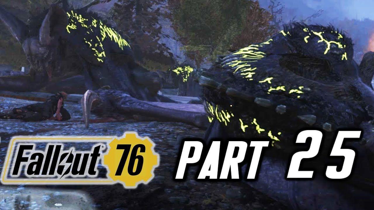 FALLOUT 76 PC Solo Gameplay Walkthrough Part 25