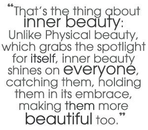 Inner Beauty Quotes Powerful Quote  Find Out More On How To Help Spread This Message At