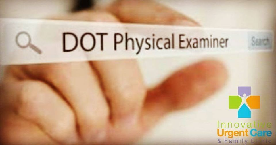 What Should You Expect In Dot Physicals In San Antonio Physics Dots Urgent Care
