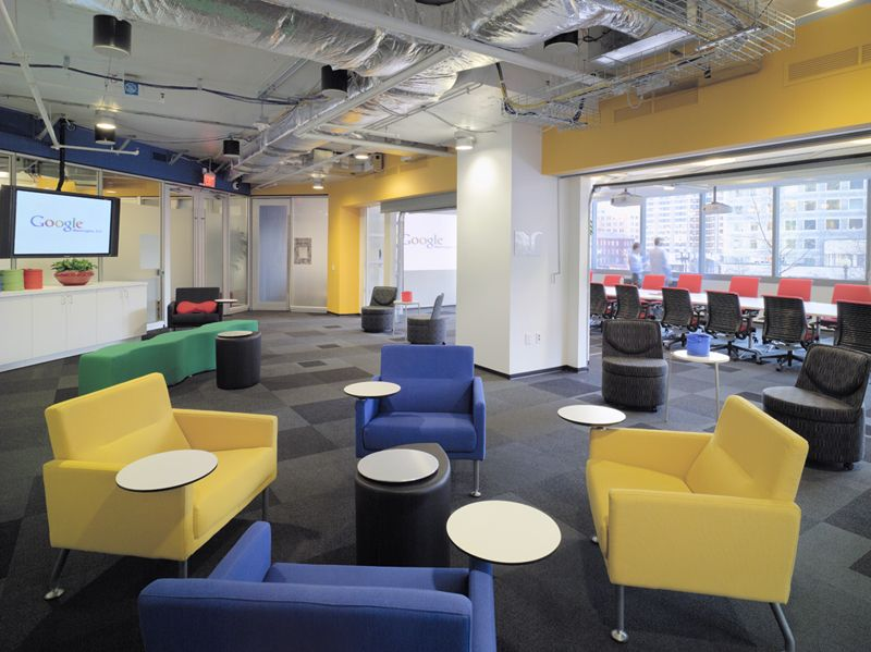 Observations On The Evolution Of Workplace Design Contemporary Office Design Office Interiors Office Interior Design