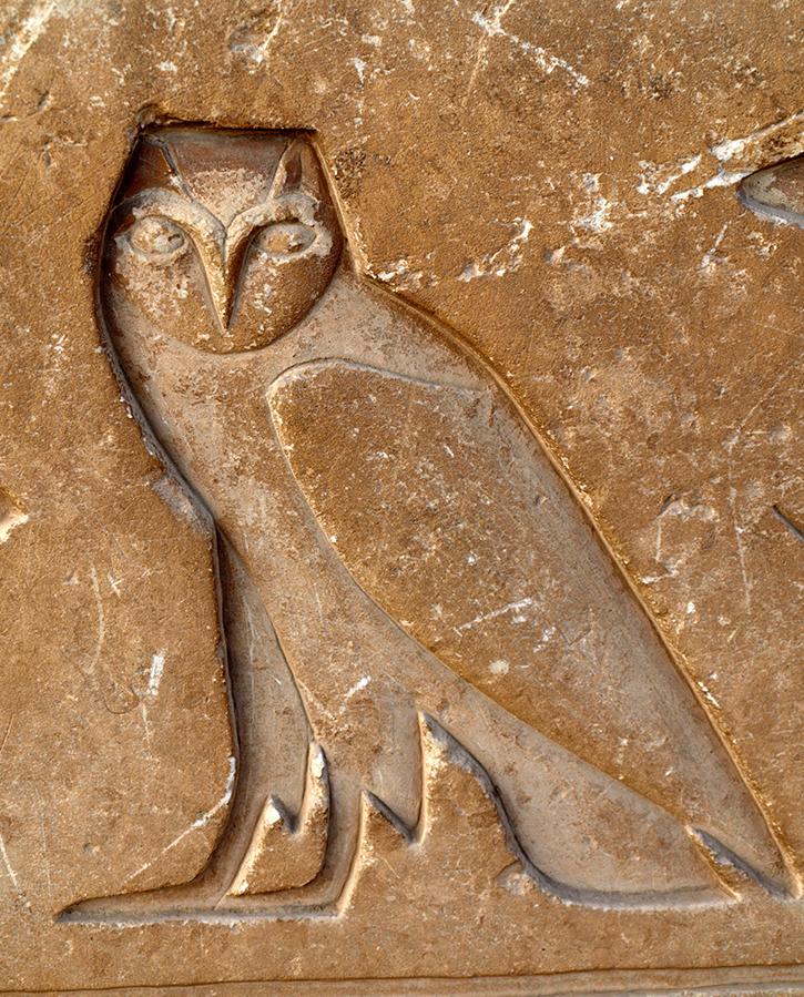 hieroglyphe chouette - Qwant Recherche | Egypte Antique | Chouette ...
