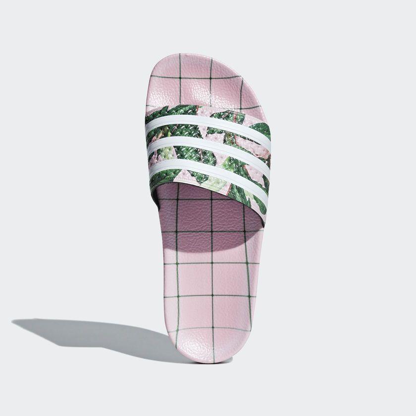 Canada Adidas Adilette Comfort Women's Sandals & Slides Grey