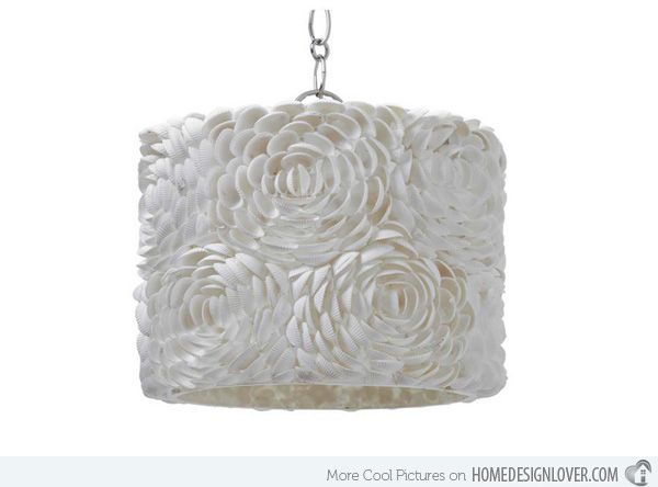 15 Seashell Ceiling Lights to Illuminate Your Space With Natural Sparkle