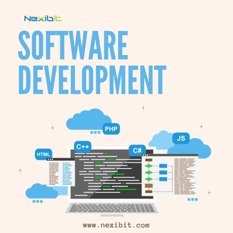 Nexibit Solution Pvt Ltd Provides Customized Software Portal Services And Solutions As Per The Customer In 2020 Digital Marketing Services Software Web Design Company