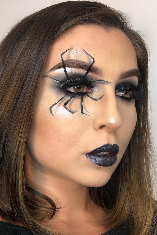 30 Easy Halloween Makeup Ideas Halloween eye makeup