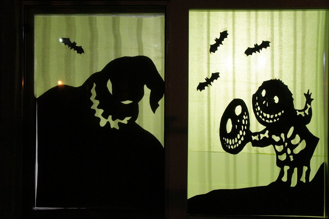 Halloween Decorations :) Love This Mr Oogie Boogie (With
