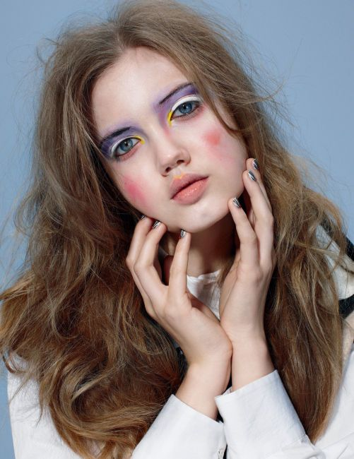 Lindsey Wixson by Emma Summerton