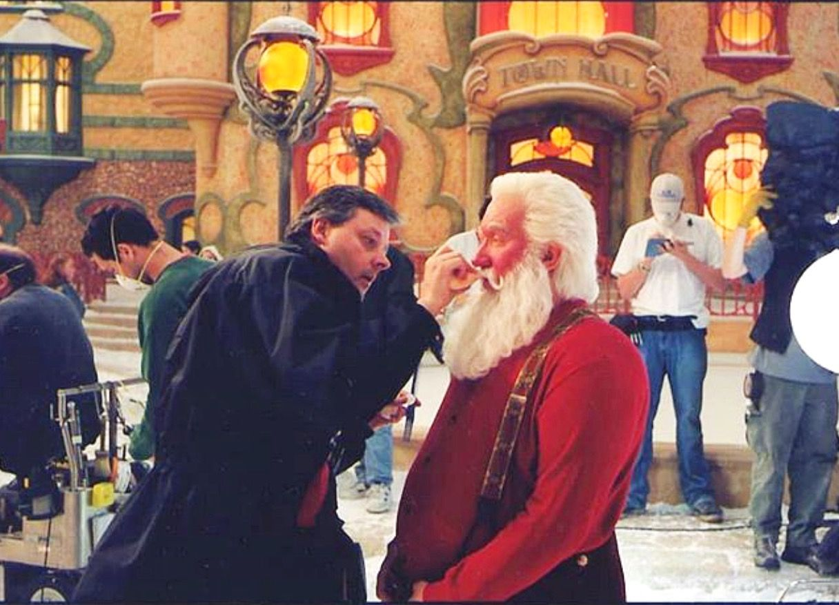 Pin by Stephen dougherty on The santa clause Santa claus