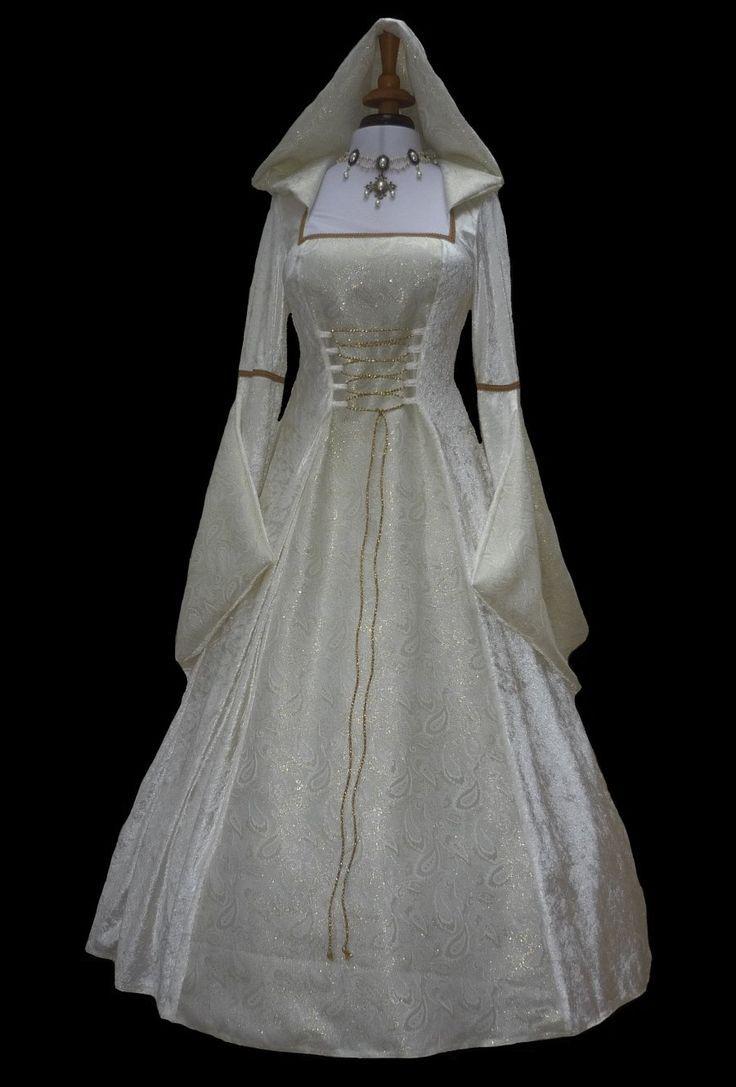 2018 Wiccan Wedding Dresses - Informal Wedding Dresses for Older ...