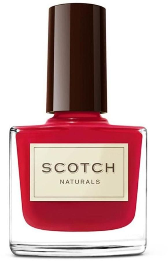 Scotch Naturals Stiletto Nail Polish in RED. Scotch Natural Premium ...