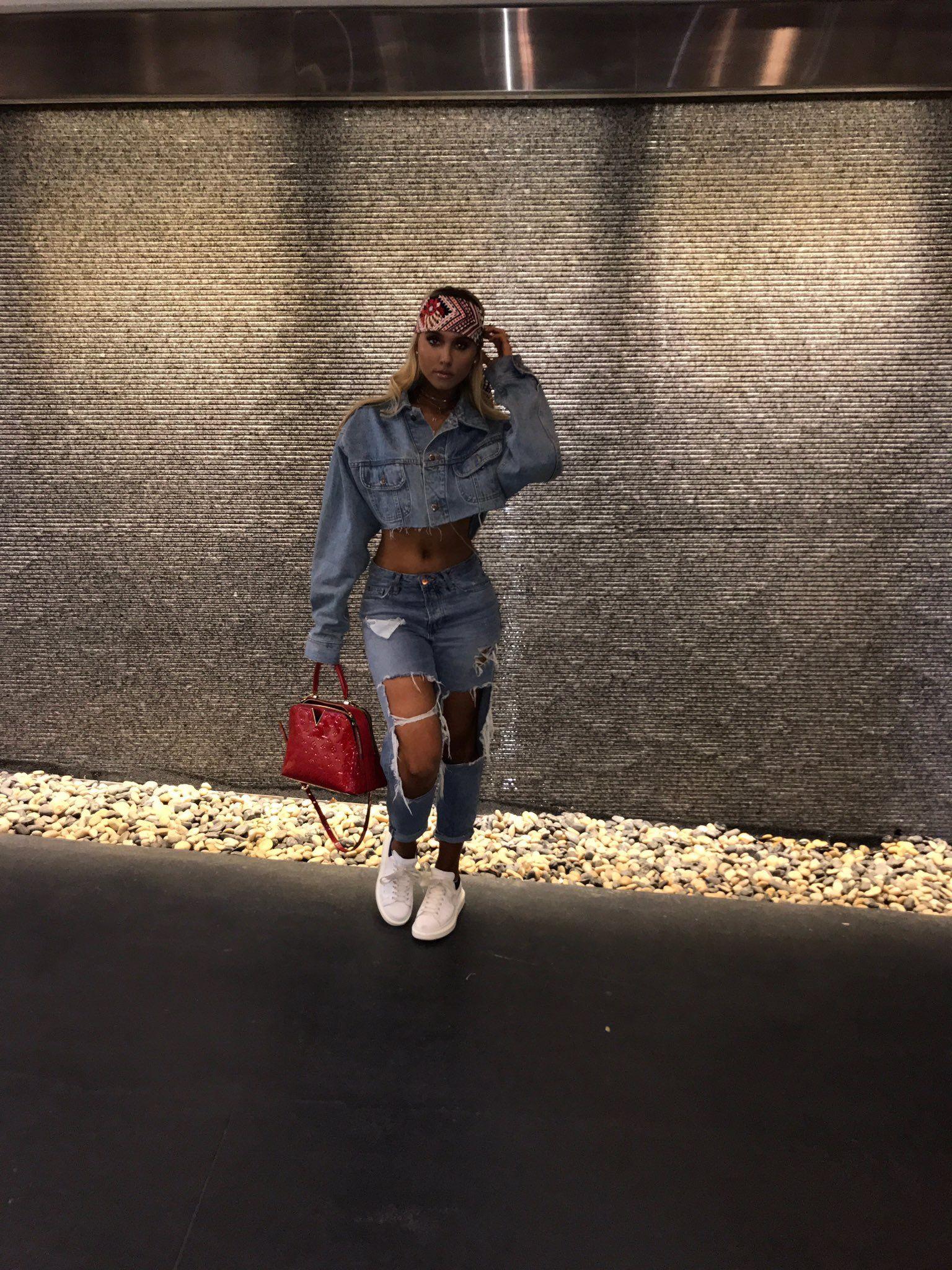 Nudechanelx Casual Outwear Fashion Stylish Outfits