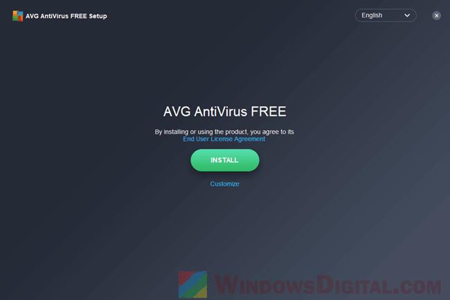 Download Avg Free Antivirus Offline Installer 2018 Antivirus Free Offline