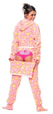 cf25a68f24 You are never too old for footed pajamas...And