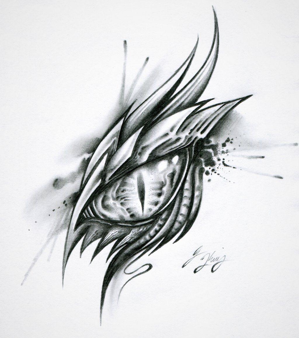 Eye Of The Dragon By Originxart Deviantart Com On Deviantart